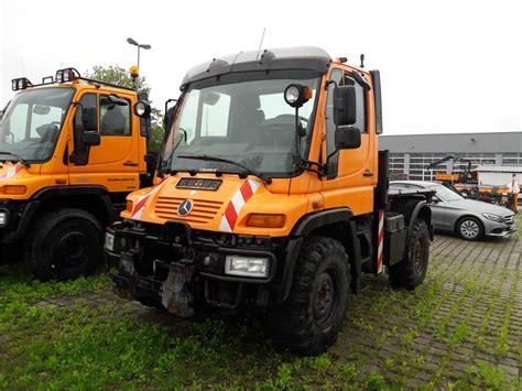 Used Mercedes-benz -unimog-u-300 Utility Tool Carriers
