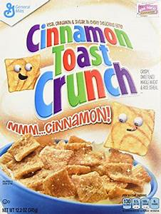 If College Majors Were Your Favorite Breakfast Cereals