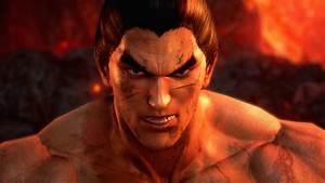 Tekken 7 | Kazuya Kills Heihachi | - YouTube