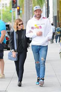 Kate Mara steps out arm-in-arm with stylist Johnny Wujek ...