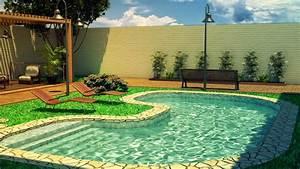 small pool ideas for small yard backyard design ideas With swimming pool designs for small yards