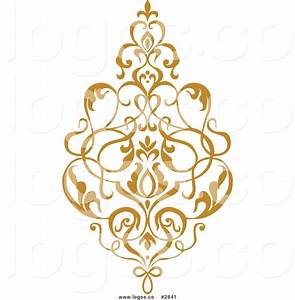 Free Damask Borders Clipart | ClipArtHut - Free Clipart
