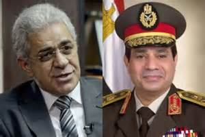 Egyptian presidential election shapes up as two-man race ...