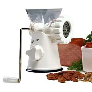 Norpro Manual Meat Grinder Review