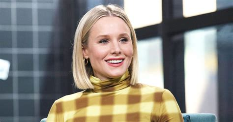 Kristen Bell Shared That Her 5 Year Old Daughter Still Wears Diapers