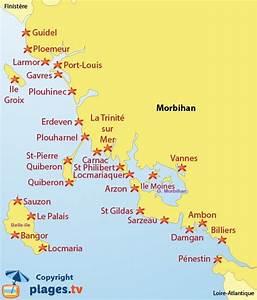 Liste Des Villes Du Nord : plages morbihan 56 liste des stations baln aires morbihan ~ Medecine-chirurgie-esthetiques.com Avis de Voitures