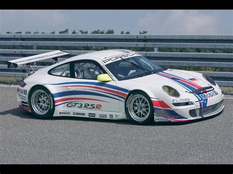 2007 Porsche 911 Gt3 Rsr Image Httpswwwconceptcarz