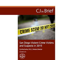 san diego crime report sandag report shows 40 more likely to be