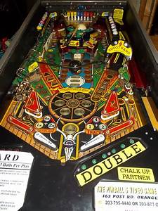 Cue Ball Wizard Pinball Game
