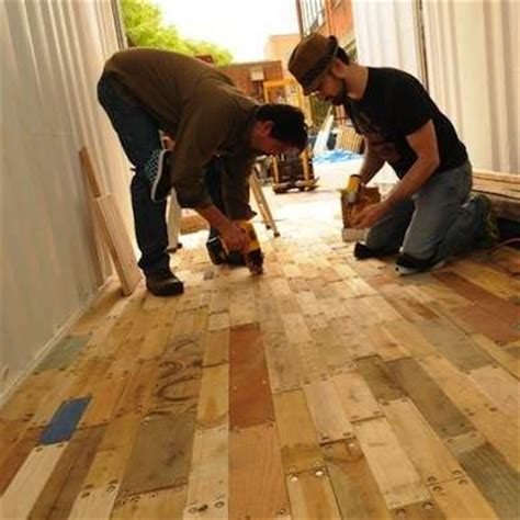 wood flooring alternatives just floored 15 totally diy flooring alternatives bobs furniture and flooring ideas