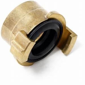 Raccord Tuyau Arrosage Laiton : laiton raccord rapide tuyau d 39 eau dn25 1 filetage femelle ~ Melissatoandfro.com Idées de Décoration