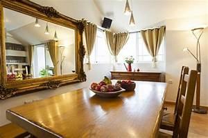 Spiegel Im Esszimmer : bringen sie harmonie ins interieur mit diesen tipps nach feng shui ~ Orissabook.com Haus und Dekorationen