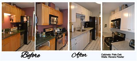 can you re laminate kitchen cabinets refacing laminate cabinets before and after photos of 9373