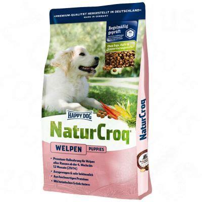 Happy Welpen Happy Naturcroq F 252 R Welpen Bei Zooplus