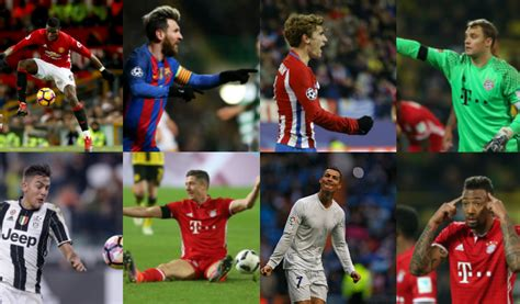 100 Best Football Players 2016 Fourfourtwo