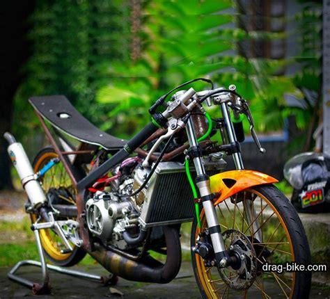 Gambar Sepeda Motor Drag Kartun Drag Race