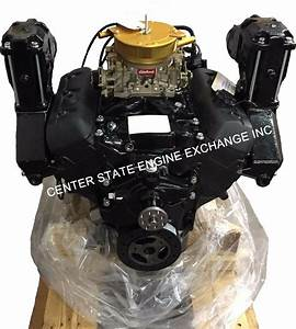 Reman 4 3l  V6 Vortec Gm Marine Complete Base Engine With