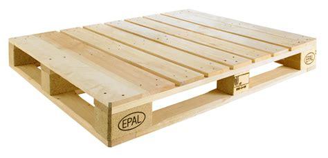 wooden storage box epal 2 pallet