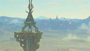 Great Plateau Tower Zelda Wiki