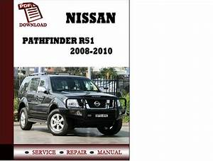 Nissan Pathfinder R51 User Wiring Diagram