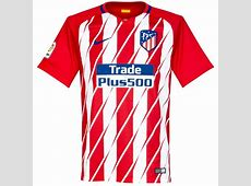 Atletico Madrid Home Jersey 2017 2018