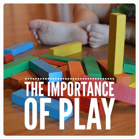 'they Are Not Just Playing'  The Importance Of Play Based