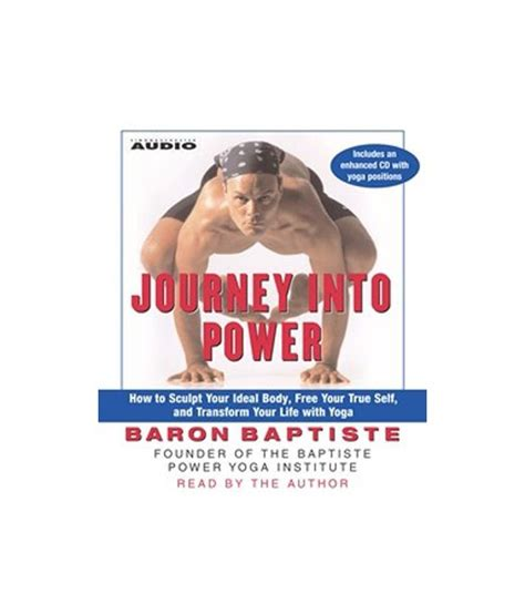 Journey Into Power By Baron Baptiste Audio Books M4a