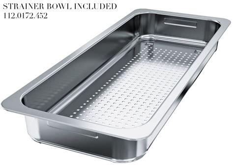 franke kitchen sink accessories franke centinox cex 210 stainless steel 1 0 bowl inset 3523