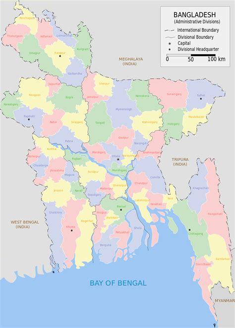 districts  bangladesh wikipedia
