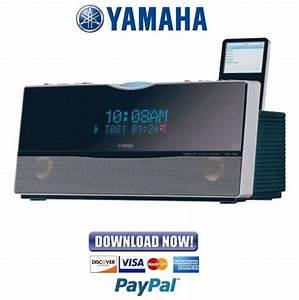 Yamaha Tsx-100 Service Manual  U0026 Repair Guide