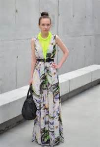 Summer Maxi Dresses and Skirts