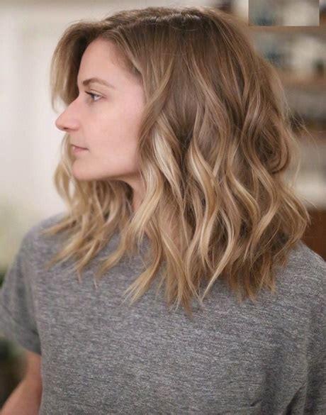 popular medium length hairstyles 2018