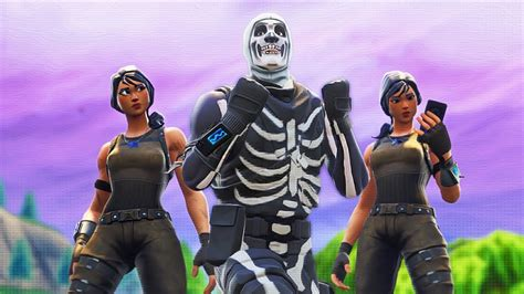 I Made A Fortnite Clan And Held Tryouts In Playground Fill