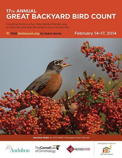 Cornell Great Backyard Bird Count by Nestwatch