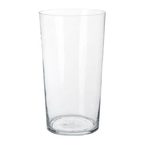 ikea vasi vetro trasparente bladet vaso 45 cm ikea