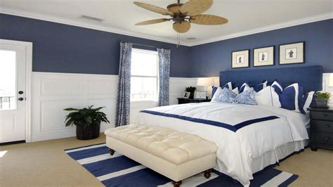 Bed Rooms With Blue Color, Calming Bedroom Paint Colors