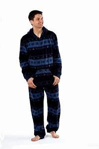 Combinaison Pyjama Homme Polaire : homme fairisle grenouill re polaire pyjama combinaison ~ Mglfilm.com Idées de Décoration