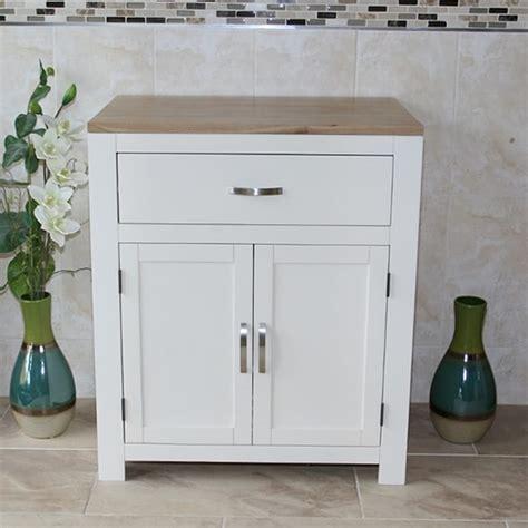 Bathroom Storage Units by Painted White Oak Top Bathroom Storage Unit 502p