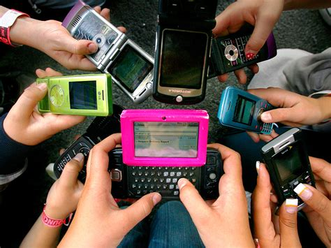 teen cell phone trend pew study finds 75 of own mobile