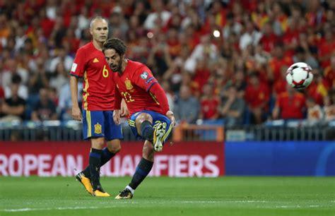 Les temps forts de cette rencontre du groupe a. L'Espagne un cran au-dessus - Sport.fr