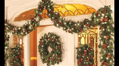 christmas decorations ideas  christmas garland