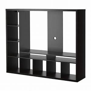 Ikea Tv Möbel : lappland tv m bel schwarzbraun ikea ~ Lizthompson.info Haus und Dekorationen
