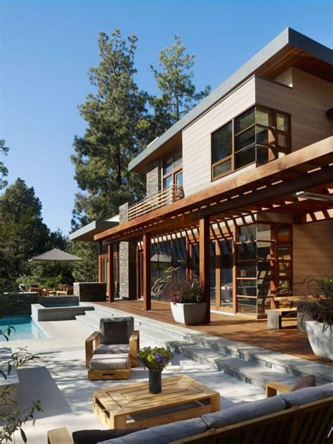 luxurious modern mansion design  california mandeville canyon residence homesthetics