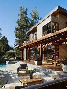 Luxurious Modern Mansion Design In California
