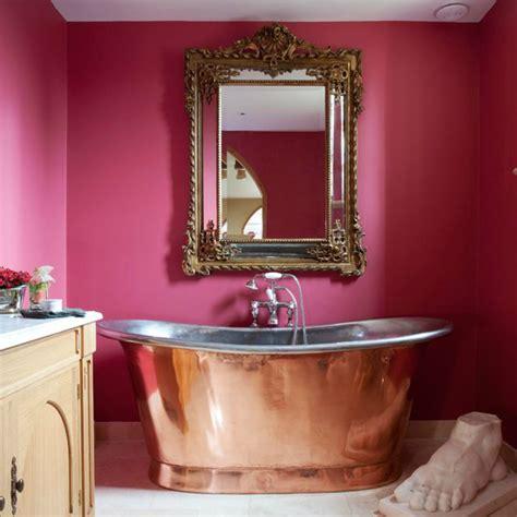 pink bathroom wall decor 21 unique bathroom designs decoholic