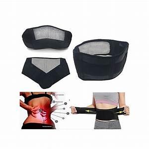 Ceinture Dorsale Homme : white label ceinture lombaire anti douleur dorsale noir prix pas cher jumia sn ~ Nature-et-papiers.com Idées de Décoration