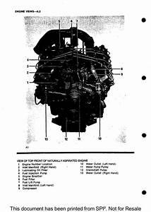 Perkins V8 510 Diesel Engine Service Repair Manual