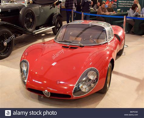 Very Rare Alfa Romeo Tipo 33 Stradale T33 On Auction At