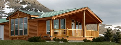 log cabin mobile homes craftsman homes manufactured modular mobile