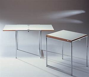Möbel Design Outlet : klapptisch jean t by eileen gray 1929 40005 ~ Pilothousefishingboats.com Haus und Dekorationen
